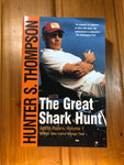 Hunter S. Thompson's The Great Shark Hunt