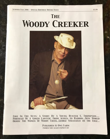 The Woody Creeker Magazine 2006