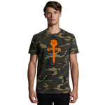 Hunter S. Thompson Gonzo Camo Tee