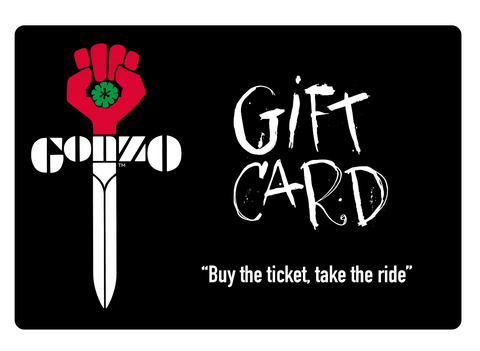 Gonzo Gift Card
