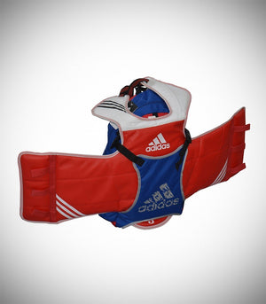 ADIDAS BACKPACK BODY PROTECTOR HOLDER BLUE/RED