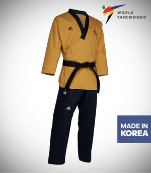 ADIDAS NEW POOMSAE PREMIUM UNIFORM