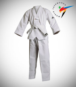 ADIDAS ADI-START WHITE TAEKWONDO UNIFORM