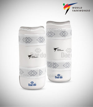 DAEDO WT SILVER FIT FOREARM GUARD