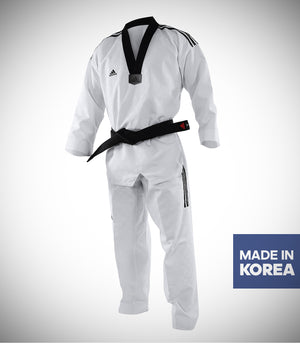 ADIDAS NEW GRAND MASTER II 3 STRIPE UNIFORM