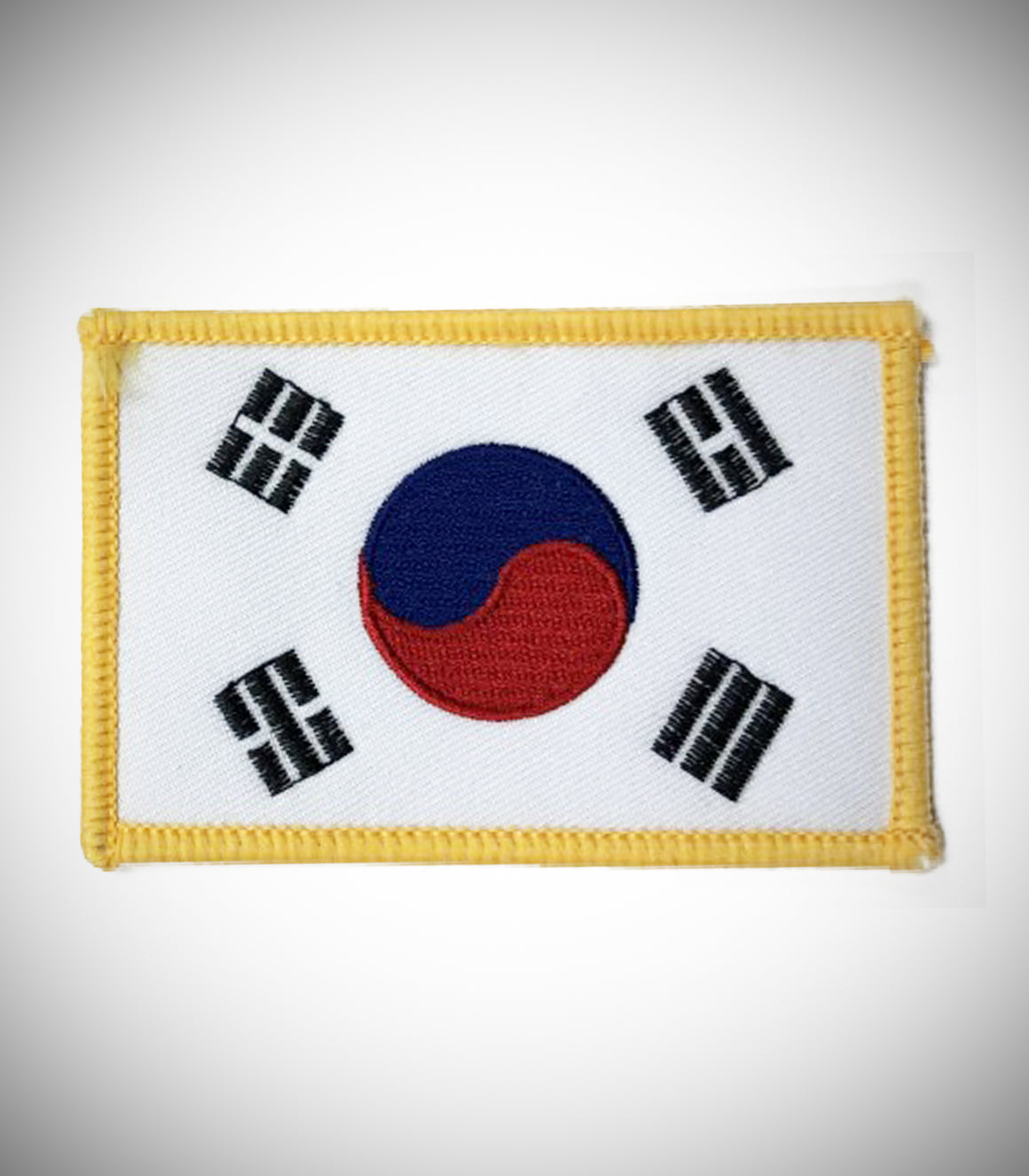 KOREA FLAG SEW ON PATCH