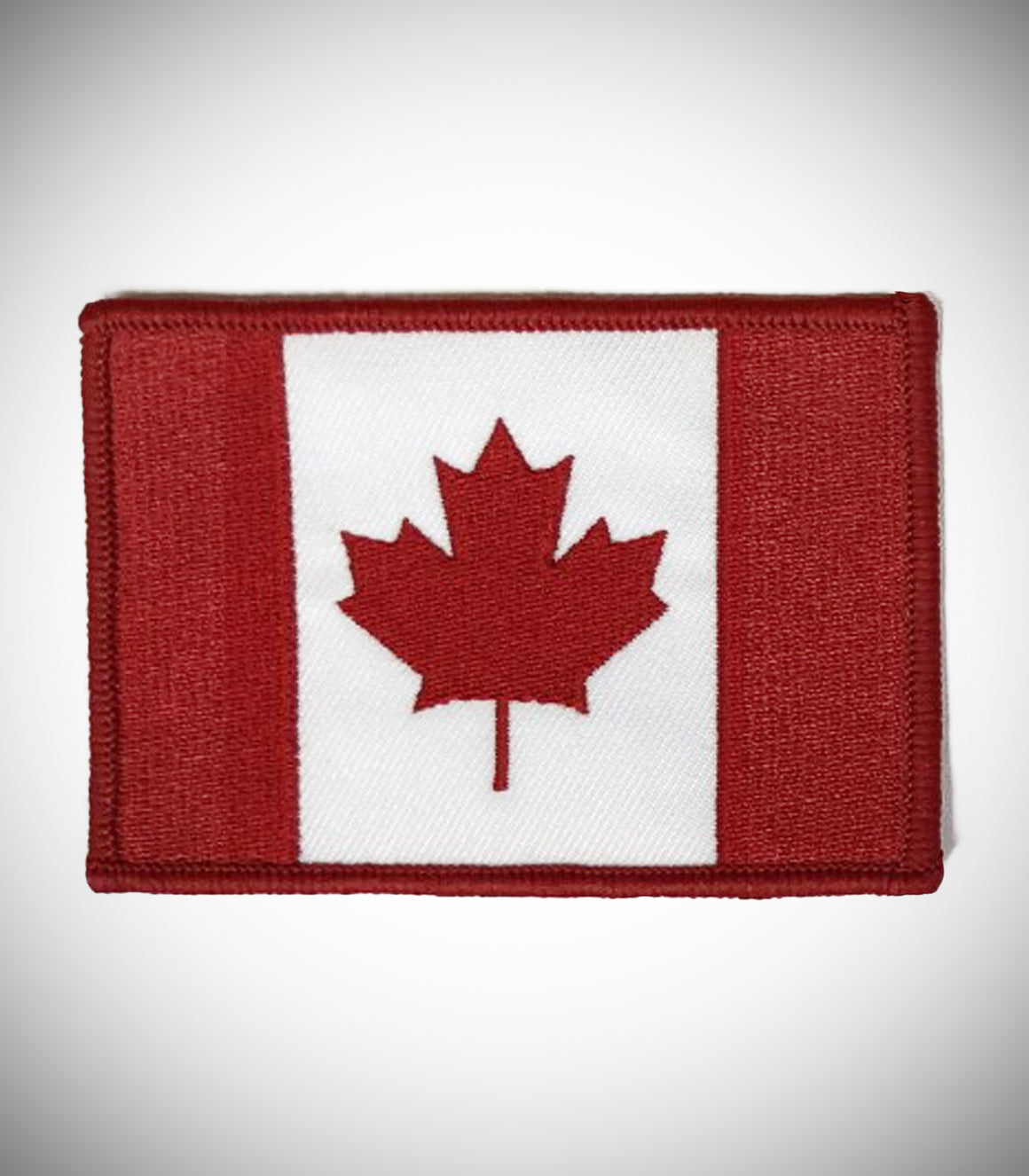 CANADA FLAG SEW ON PATCH