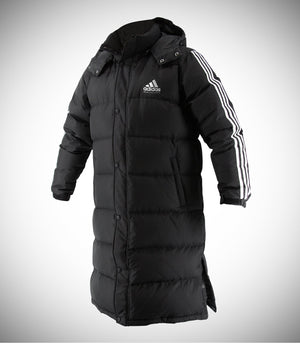 ADIDAS 100% DUCK DOWN LONG PARKA