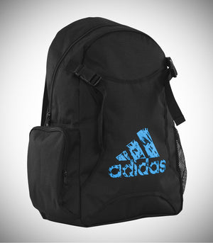 ADIDAS BACKPACK BODY PROTECTOR HOLDER BLACK/SOLAR BLUE