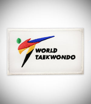 WT LOGO SEW ON PATCH