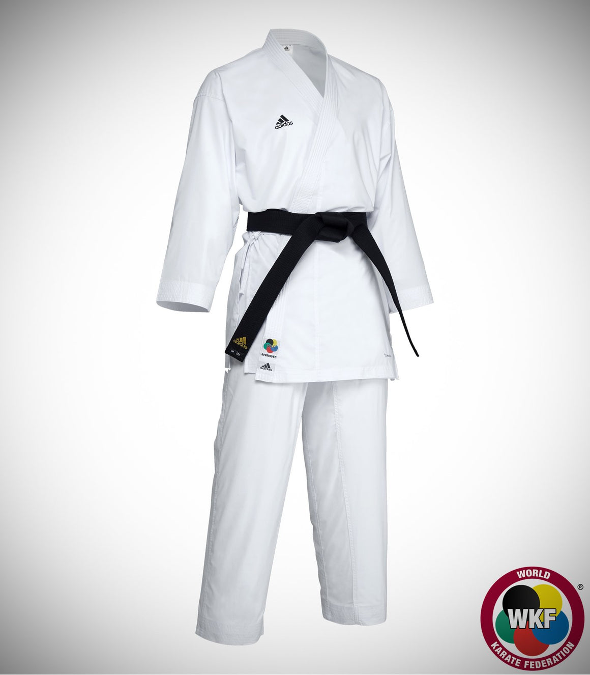ADIDAS KARATE ADILIGHT UNIFORM