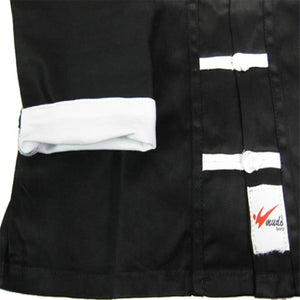 Adidas Itf Black Belt Taekwondo Uniform