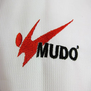 Mudo White-V Neck