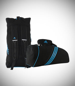 ADIDAS TRAINING 2 IN 1 BAG BJJ FABERIC