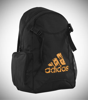 ADIDAS BACKPACK BODY PROTECTOR HOLDER BLACK/ORANGE