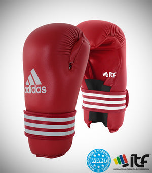 ADIDAS SEMI CONTACT GLOVES