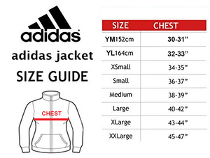 ADIDAS MARTIAL ARTS JACKET BLACK
