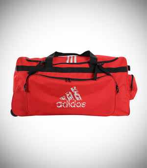 ADIDAS TROLLEY BAG BLACK SILVER
