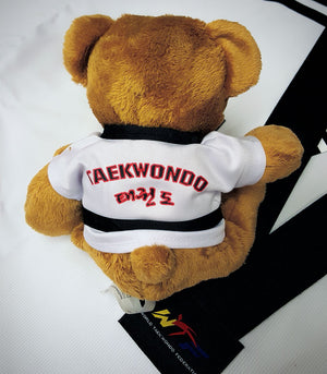 TAEKWONDO TEDDY BEARS