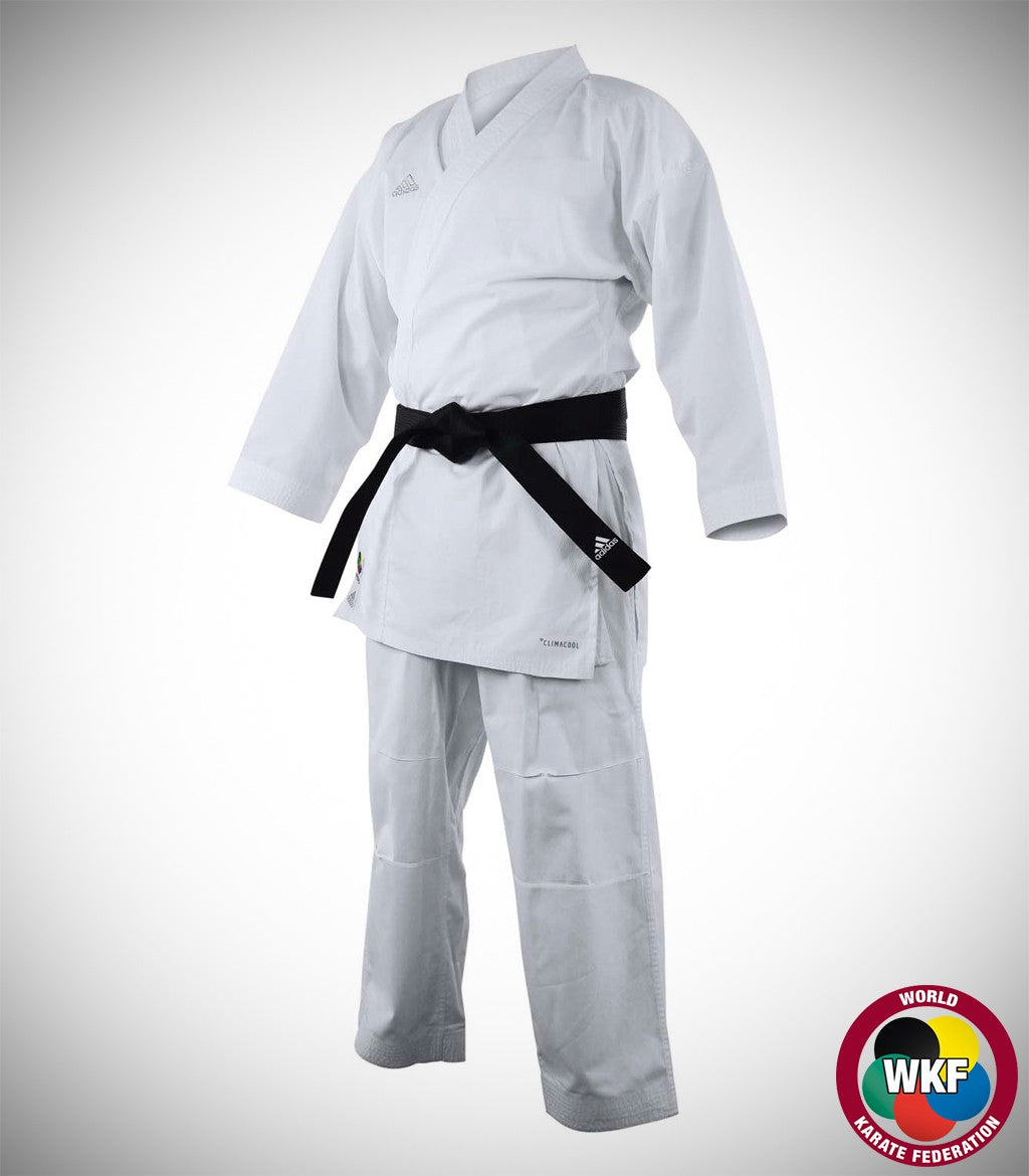 ADIDAS KARATE KUMITE UNIFORM