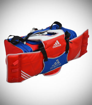 ADIDAS TEAM BAG BODY PROTECTOR HOLDER BLUE/RED