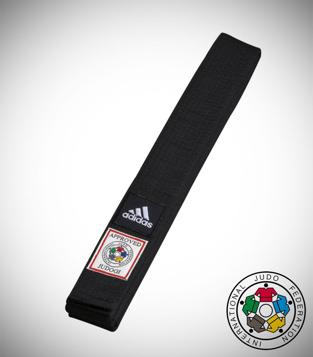 ADIDAS JUDO IJF ELITE BLACK BELT