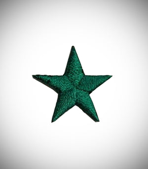 STAR IRON ON/SEW ON PATCH