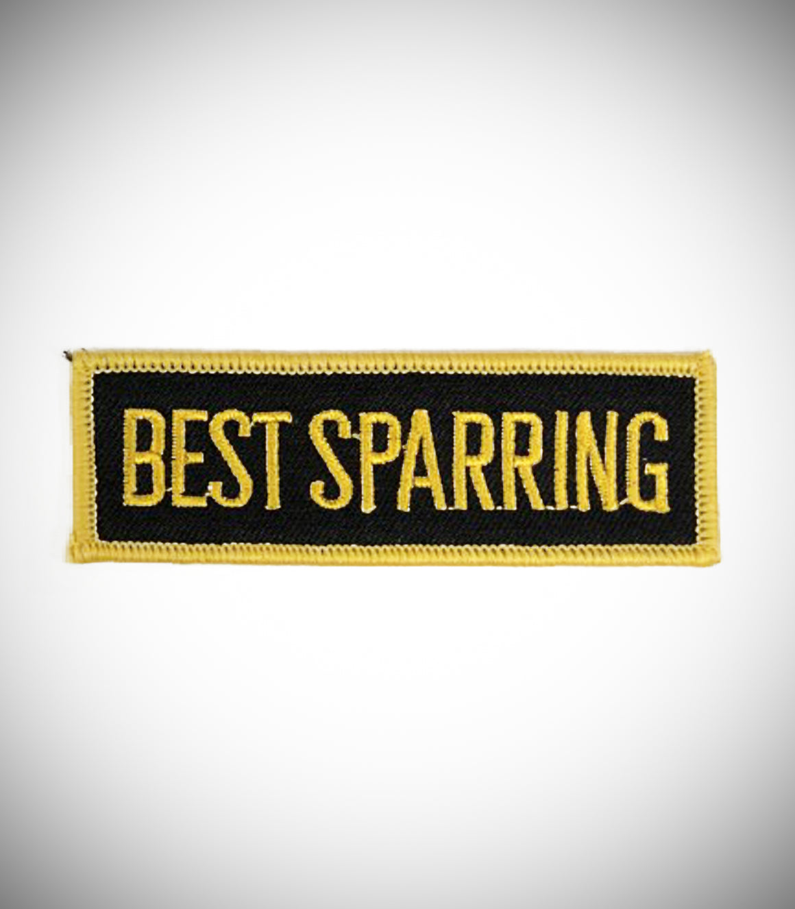 BEST SPARRING SEW ON PATCH