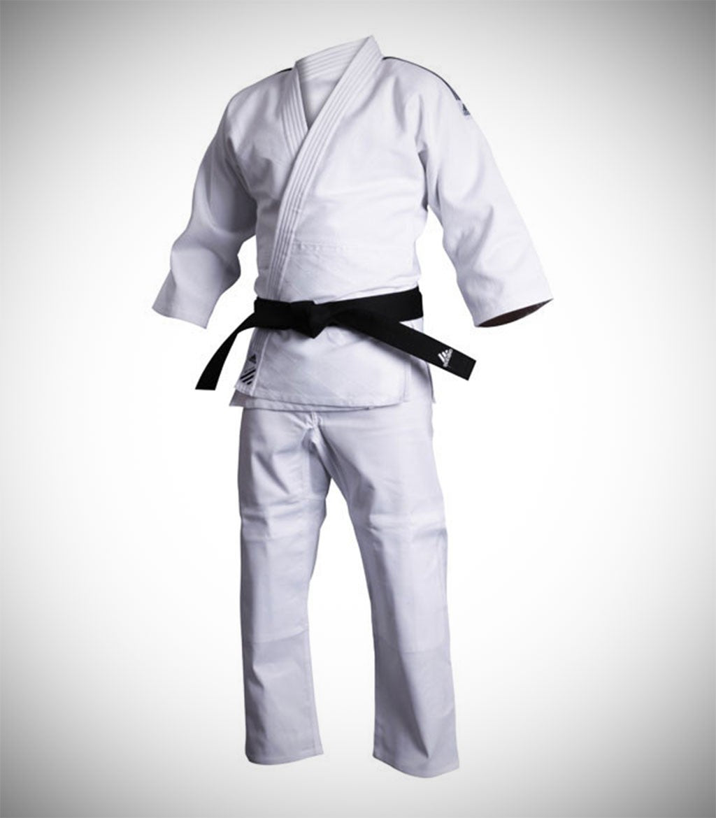 ADIDAS  JUDO GI J500 TRAINING WHITE