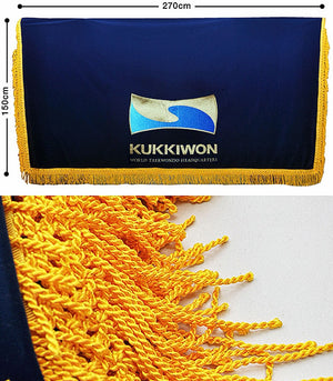 PREMIUM KUKKIWON EVALUATION TABLE CLOTH