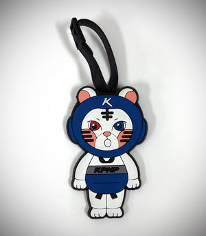 KPNP KITTEN LUGGAGE TAG
