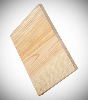 PINE WOOD BREAKING BOARD (INDIVIDUAL)