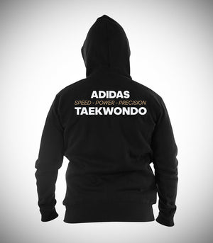 ADIDAS COMMUNITY HOOD JACKET BLACK