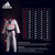 ADIDAS NEW FIGHTER 3 STRIPE UNIFORM