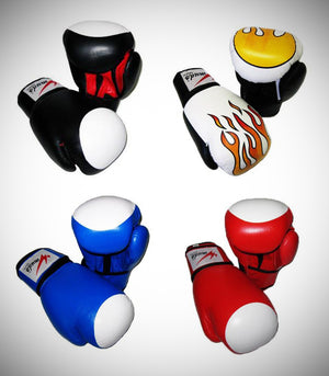 MUDO LEATHER BOXING GLOVE