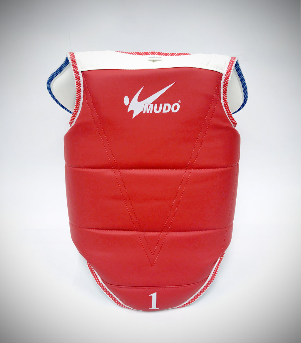 MUDO REVERSIBLE CHEST PROTECTOR