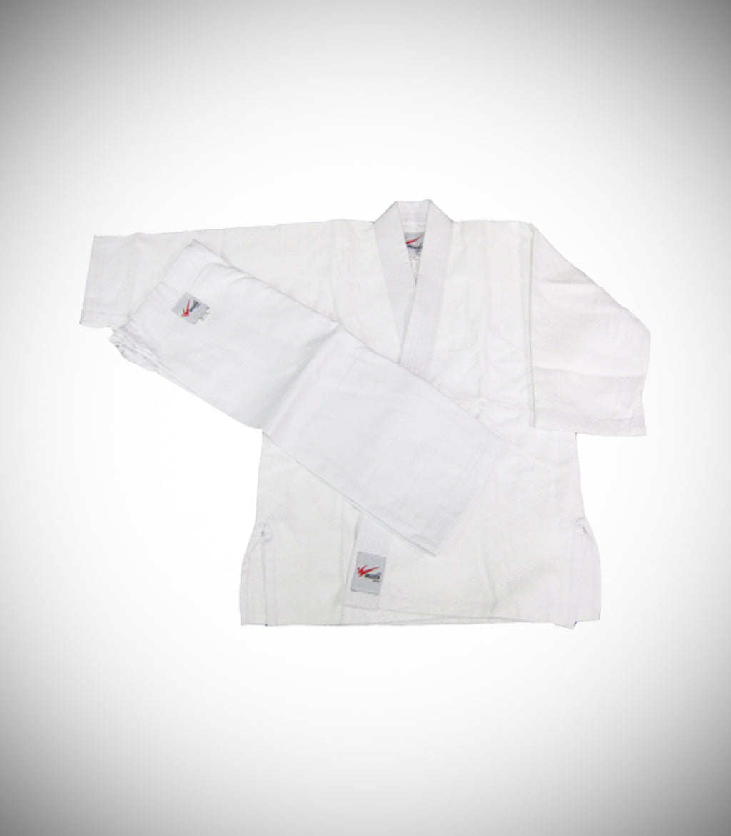 MUDO JUDO WHITE UNIFORM