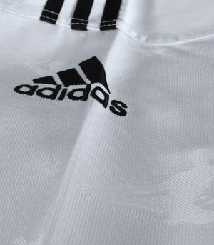 ADIDAS SUPER MASTER II 3-STRIPE TKD UNIFORM