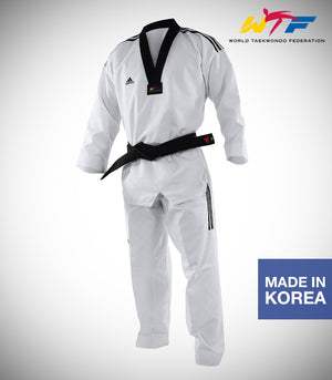 ADIDAS GRAND MASTER II 3 STRIPE UNIFORM