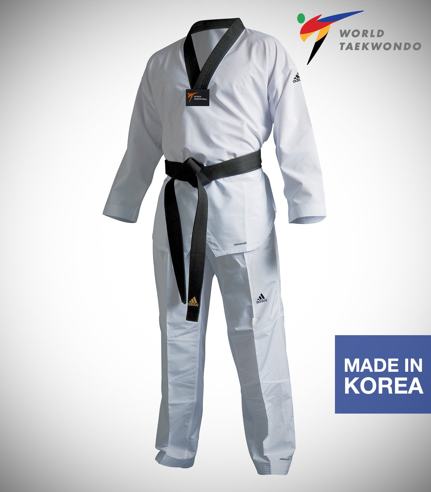 ADIDAS NEW FIGHTER UNIFORM