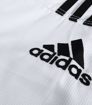 ADIDAS NEW CLUB UNIFORM BLACK-V 3 STRIPE