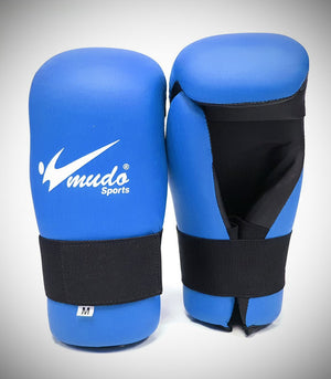 MUDO SEMI CONTACT GLOVES BLUE