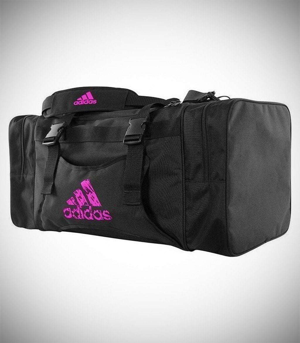 ADIDAS TEAM BAG BODY PROTECTOR HOLDER BLACK/ORANGE