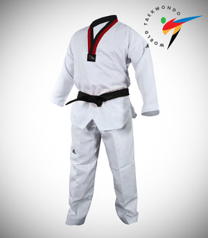 ADIDAS ADI-START-P POOM TAEKWONDO UNIFORM