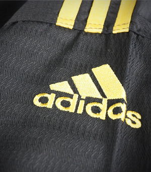ADIDAS NEW CHAMPION COLOR BLACK