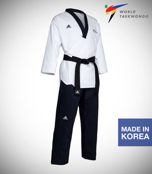 ADIDAS NEW POOMSAE ADULT MALE UNIFORM