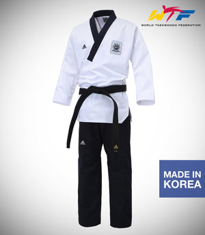 ADIDAS POOMSAE ADULT MALE UNIFORM