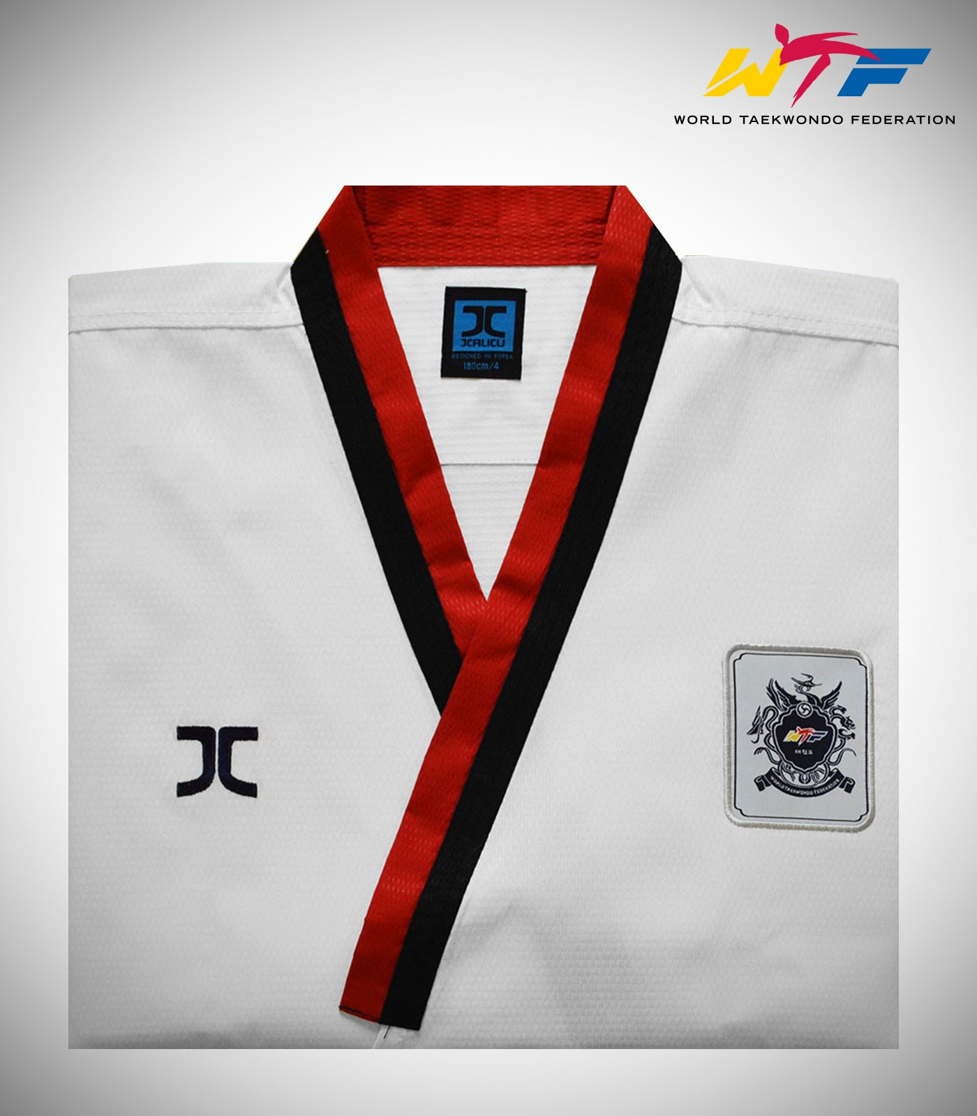 JC YOUTH FEMALE POOMSAE DIAMOND UNIFORM