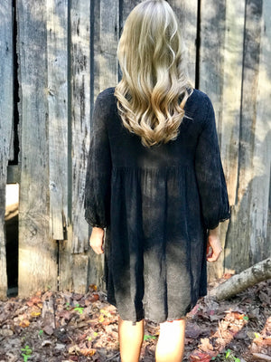 The Long Road Top/Dress