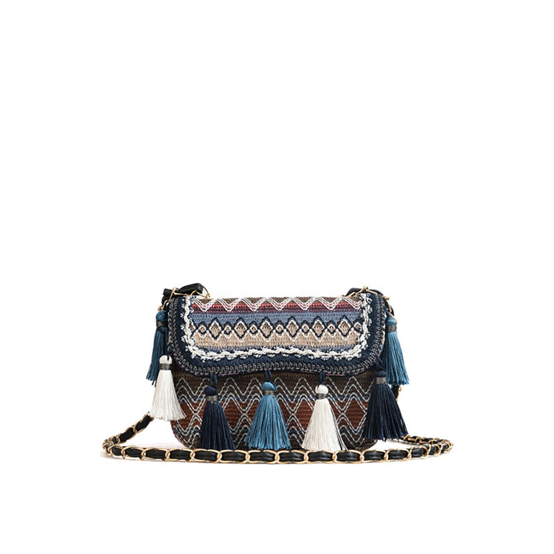 LINDAS ARIEL TRIBAL CROSSBODY